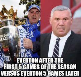 Everton after memes