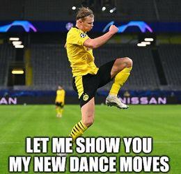 Dance moves memes