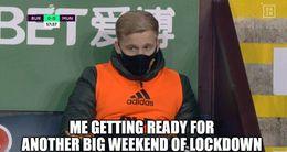 Big weekend memes