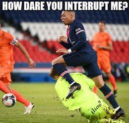Interrupt memes