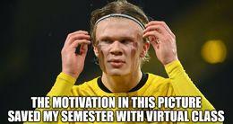 Virtual class memes